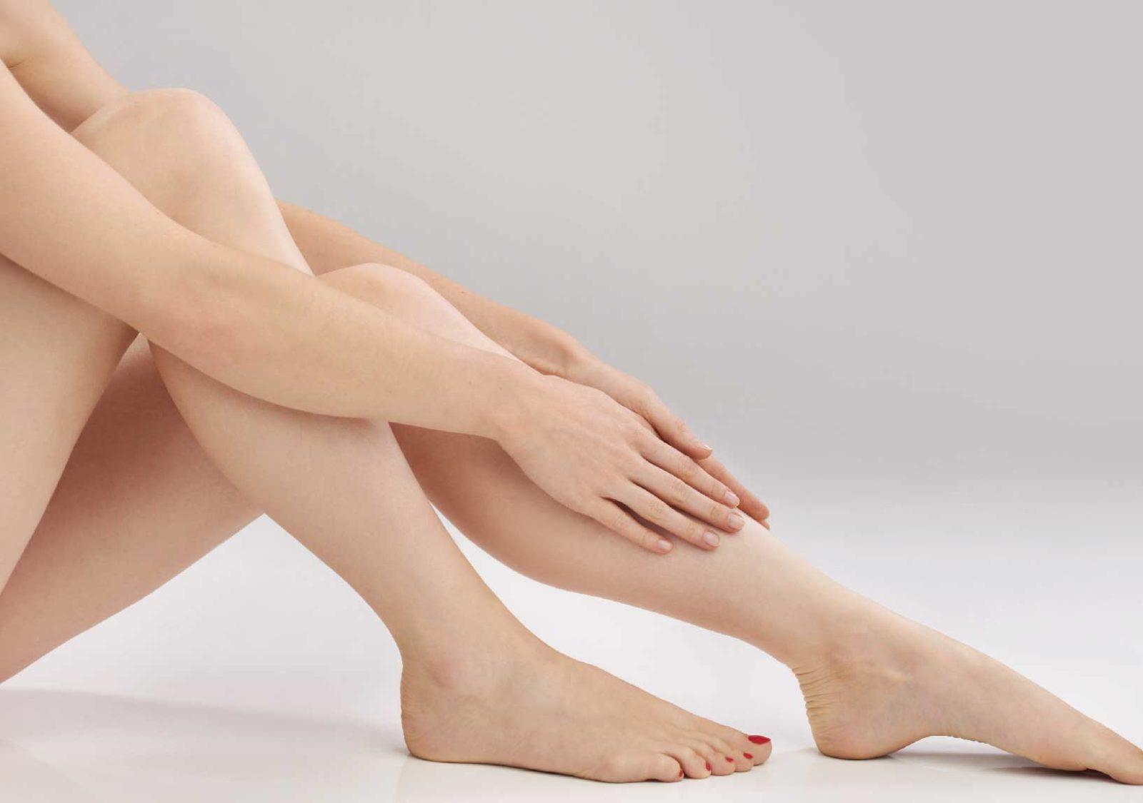 Beine nackt ohne Haare the most beautiful Kosmetikinstitut Salzburg