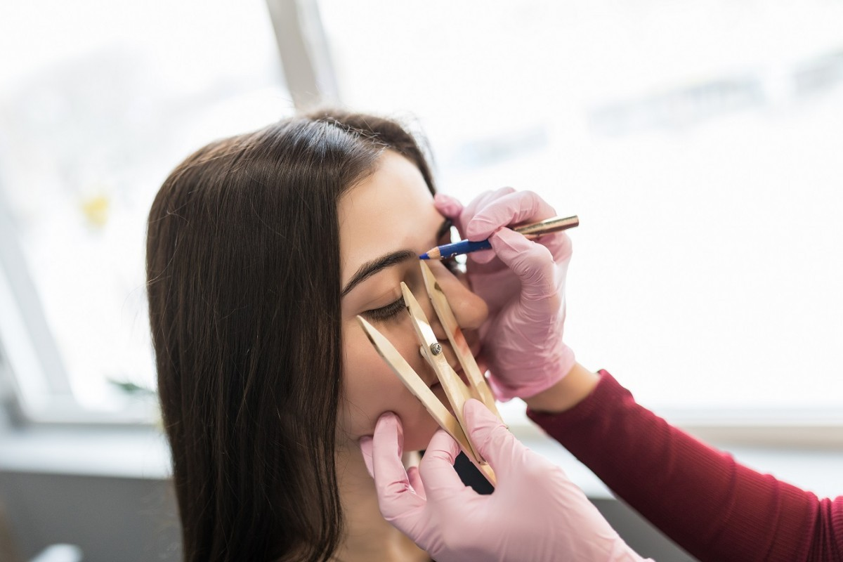 Microblading Eyebrows the most beautiful
